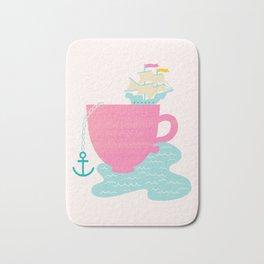 Cup of Sea Bath Mat