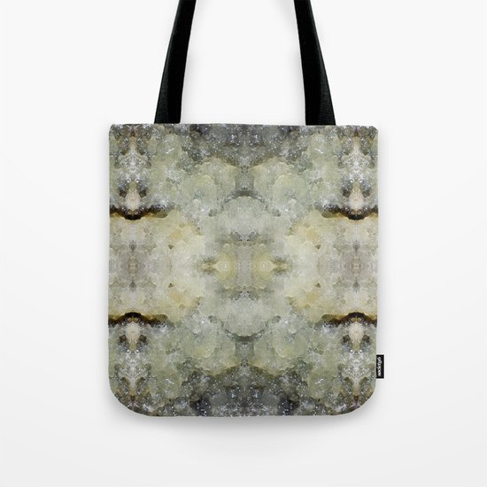 Abstract marble pattern Tote Bag