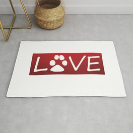 The Greatest Love Rug
