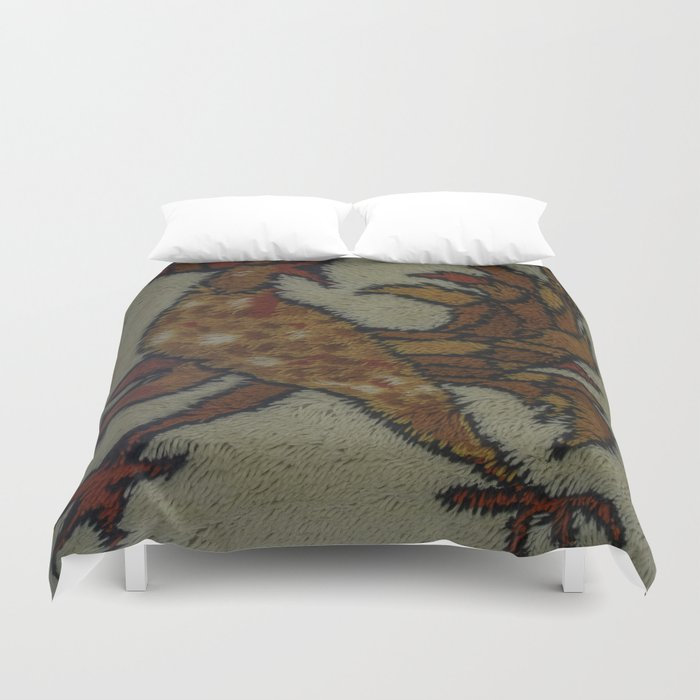 RedRooster Duvet Cover