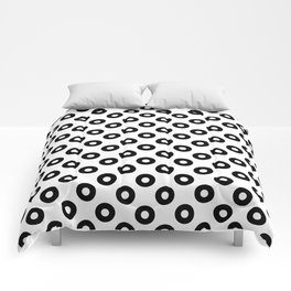 Circles pattern Comforters