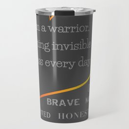 CRPS Awareness Travel Mug