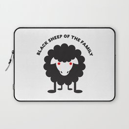 Black Sheep of the family Laptop Sleeve