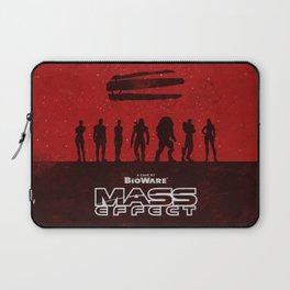 Mass Effect 1 Laptop Sleeve