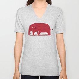 Elephanticus Roomious Unisex V-Neck