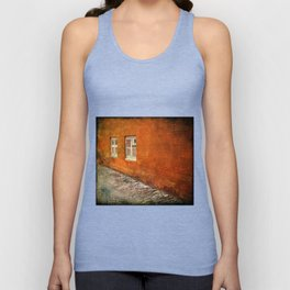 Double Windows Unisex Tank Top