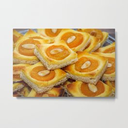 Cake Sweet Dish Food Metal Print