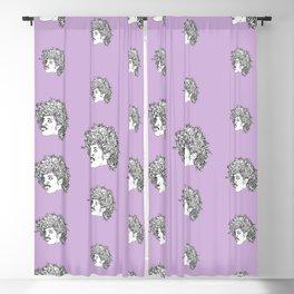 Prince Pattern Blackout Curtain
