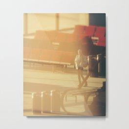 Day 0613 /// Weirdport Metal Print