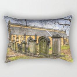 Greyfriars Kirk Edinburgh Rectangular Pillow