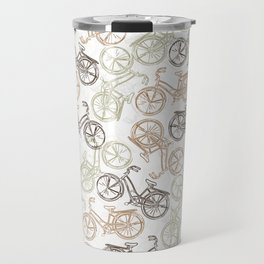 Vintage Bicycle Travel Mug