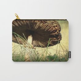 Underneath the Mushroom Carry-All Pouch