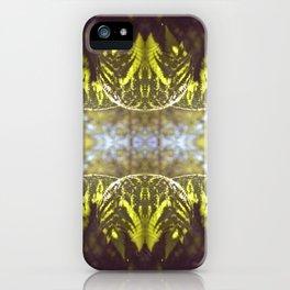Helecho iPhone Case