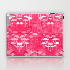 Flamingo land flip repeat, new colorway 5 Laptop & iPad Skin