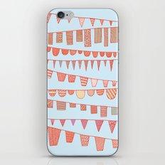Festive Bunting iPhone & iPod Skin