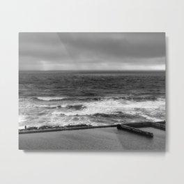 Sutro Baths No. 2 Metal Print