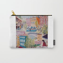 Toulouse, FRANCE          by Kay Lipton Carry-All Pouch