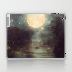 I Wish You Love Me Forever Laptop & iPad Skin
