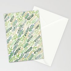 September Leaves Stationery Cards