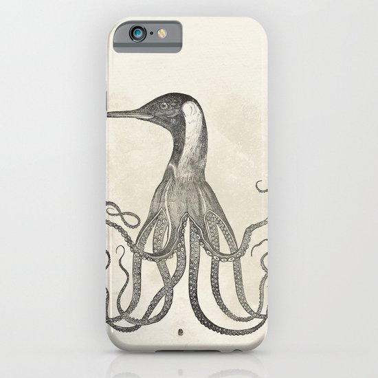 The Octo-Loon iPhone & iPod Case
