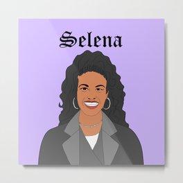 Selenas Metal Print
