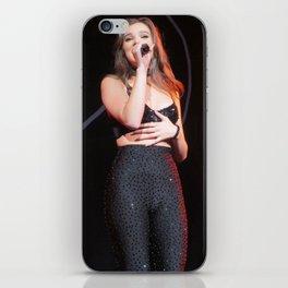 Hailee S live at Radio City iPhone Skin