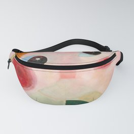 Theo van Doesburg Girl with Ranunculus Fanny Pack