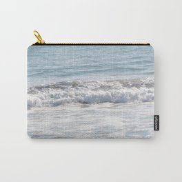 TEXTURES -- Surf   at San Clemente Carry-All Pouch