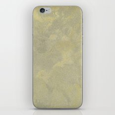 Modern Masters Metallic Plaster - Aged Gold and Silver Fox - Custom Glam iPhone & iPod Skin