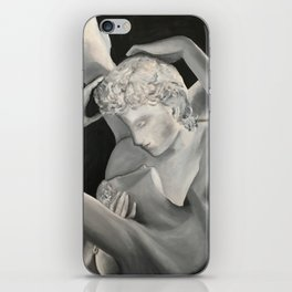 Passion: Song of Solomon 1:2 iPhone Skin