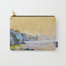 Lonely sailer Carry-All Pouch