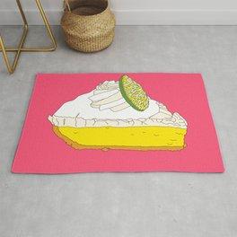 Key Lime Pie Rug