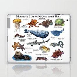 Marine Life of Monterey Bay Laptop & iPad Skin