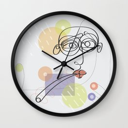 Confused Wall Clock