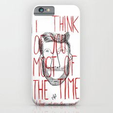 I think of you iPhone 6s Slim Case