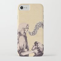 grantaire iPhone & iPod Cases featuring Of reciprocity by MENELLAOS