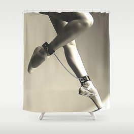 Dance for me... 3 Shower Curtain