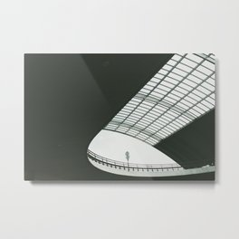 Amsterdam Centraal Train Station Metal Print