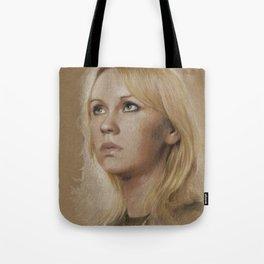 That blonde girl Tote Bag