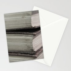 Hard Bound Pages  Stationery Cards