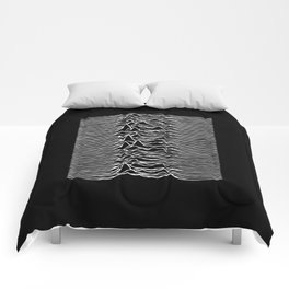 Distorted waves Comforters