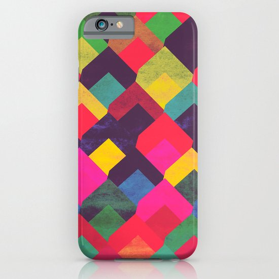 colour + pattern 11 iPhone & iPod Case