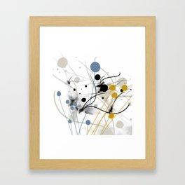 Beautiful Growths Framed Art Print