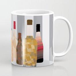 Bottles Coffee Mug