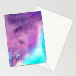 Color Wash - Cool Summer Stationery Cards