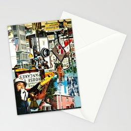 City buzz Stationery Cards