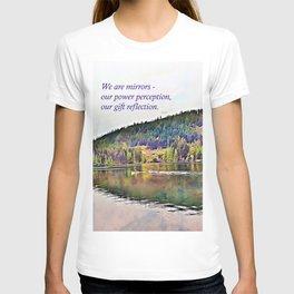 Mirrors T-shirt