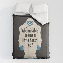 Not Cool Comforters