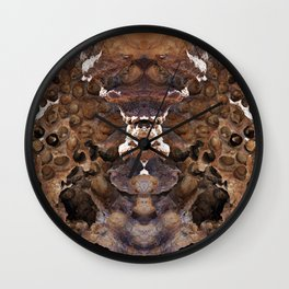 Pelvis Wall Clock