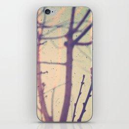 spring bud iPhone Skin